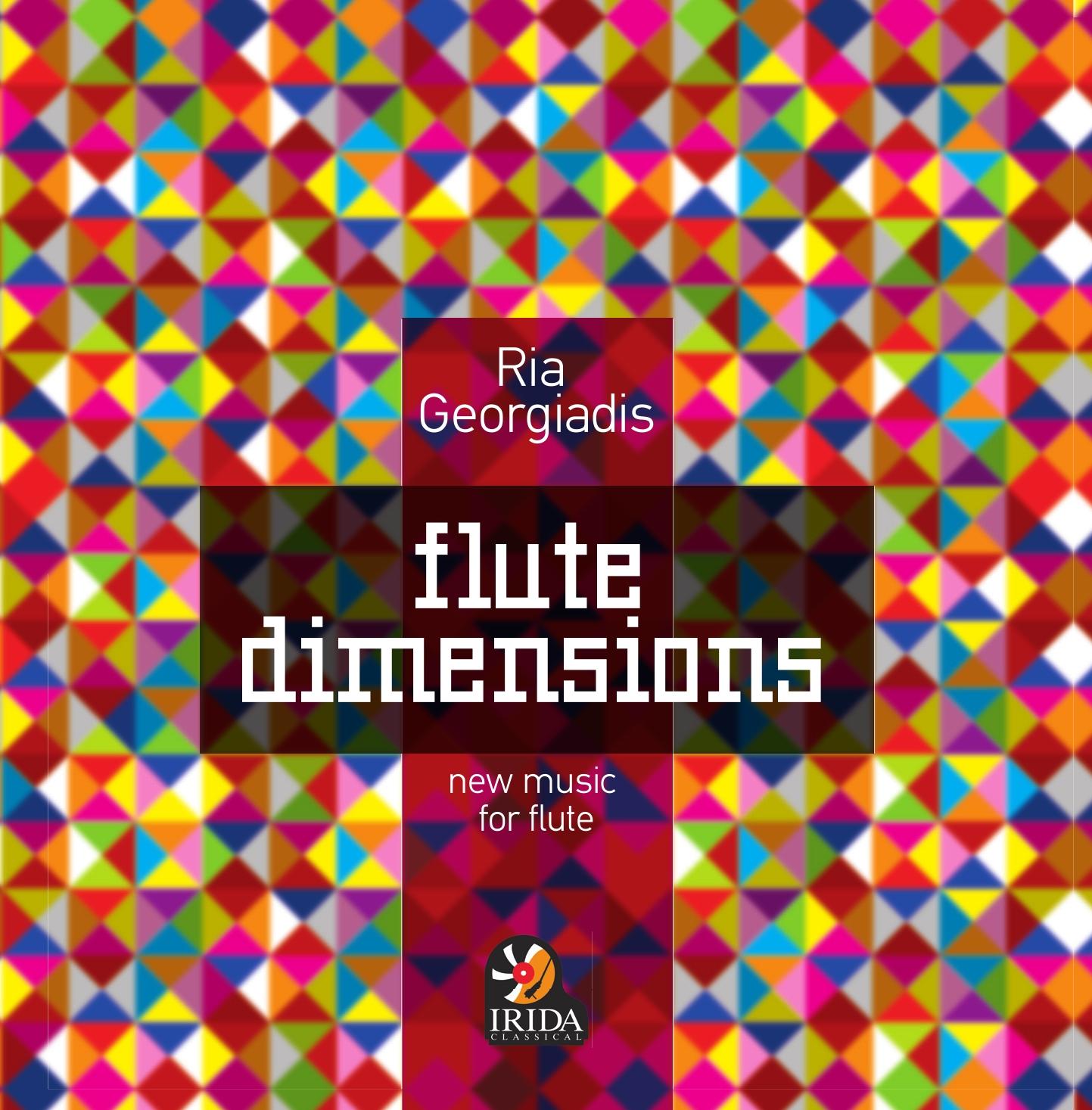 Ria Georgiadis - Flute Dimensions