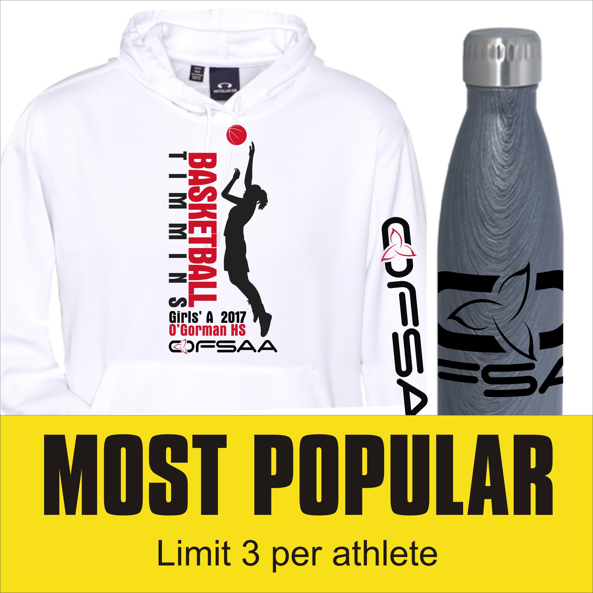 2017 Girls A Basketball hoodie bottle combo.jpg