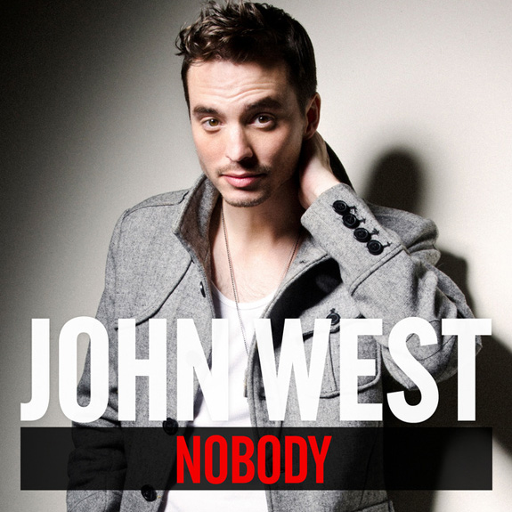 John West - Nobody. Produced and Mixed by Scott Stallone. (Mercury Records)