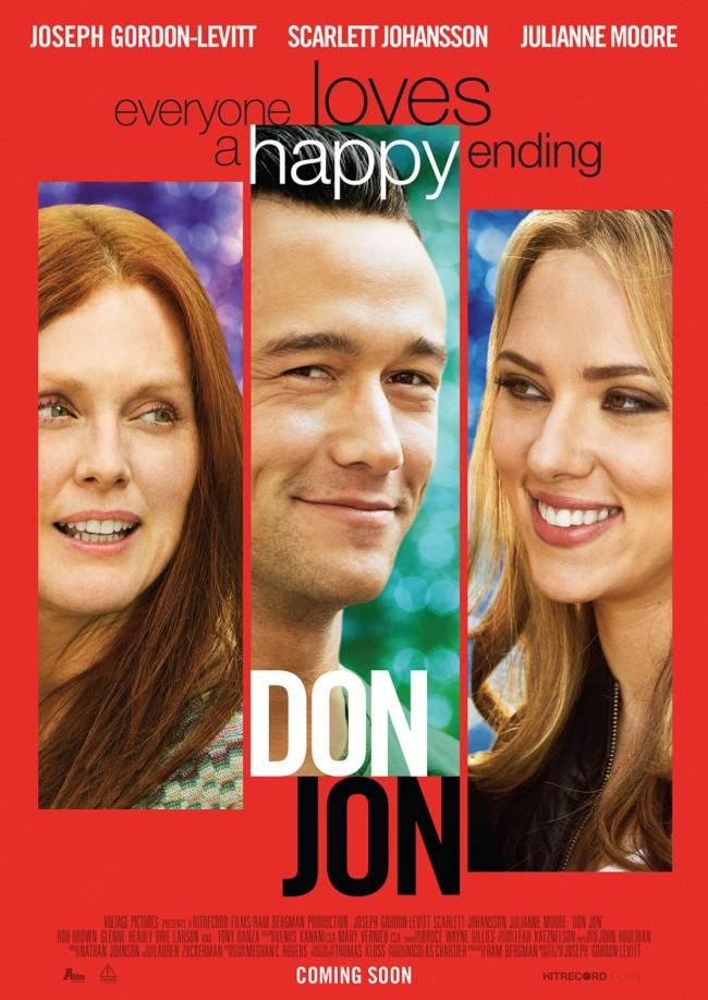 Don Jon - Joseph Gordon-Levitt, Scarlett Johanson