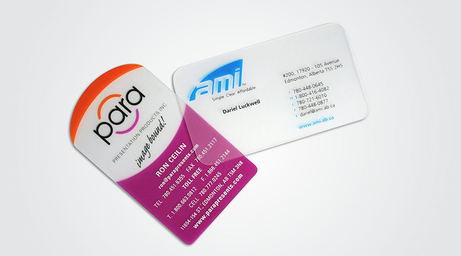 Poly Business Cards