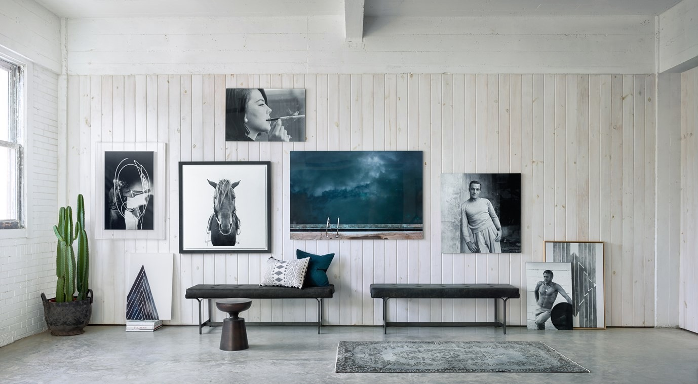 Bobby Berk's Insider Art Advice -Hip, Minimalist, Urban Luxury   Belle Meade Framers - Nashville, Tennessee
