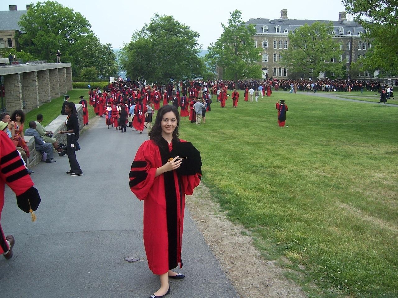 Cornell, Spring 2007