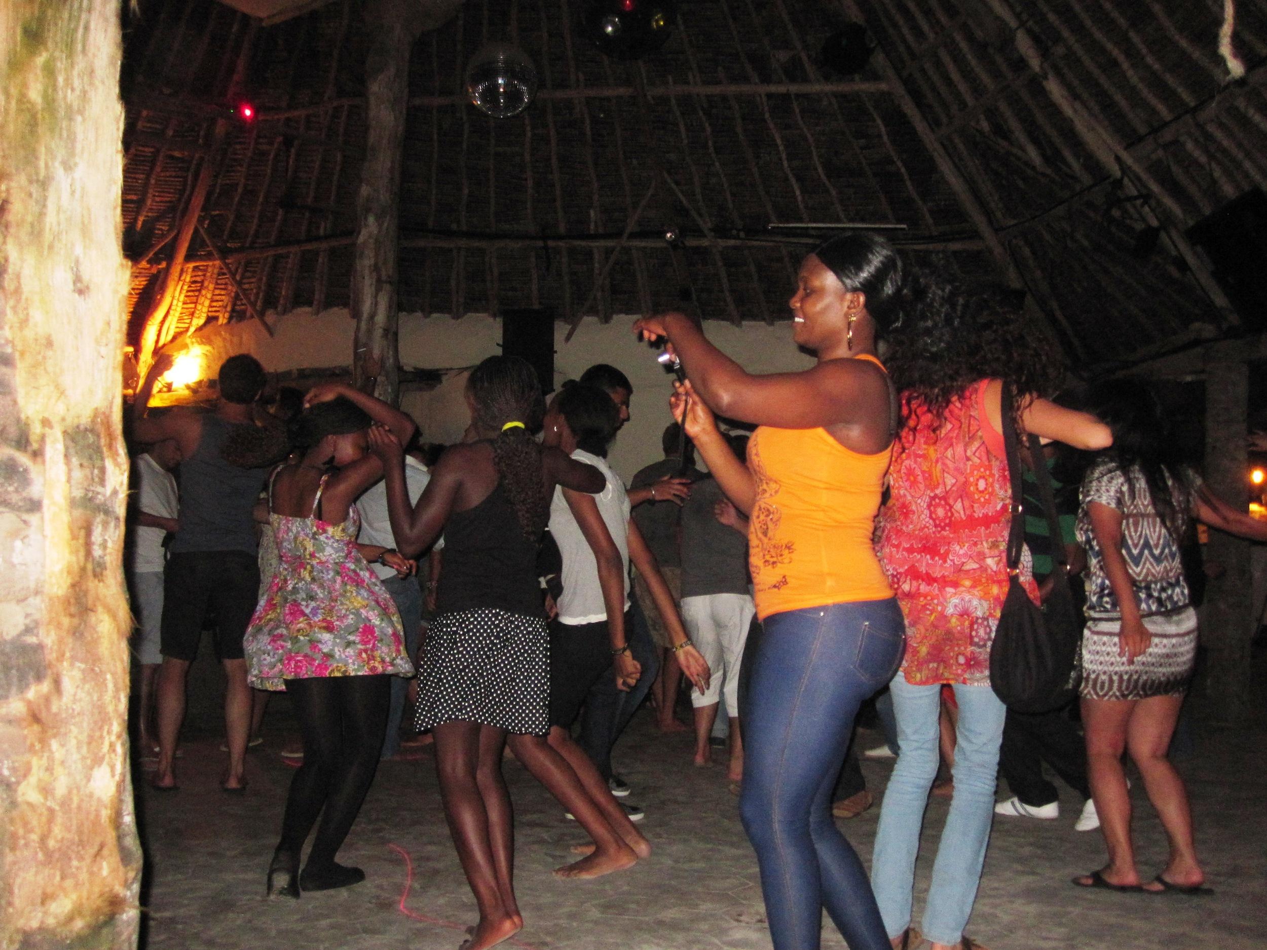 Dancing - Diani