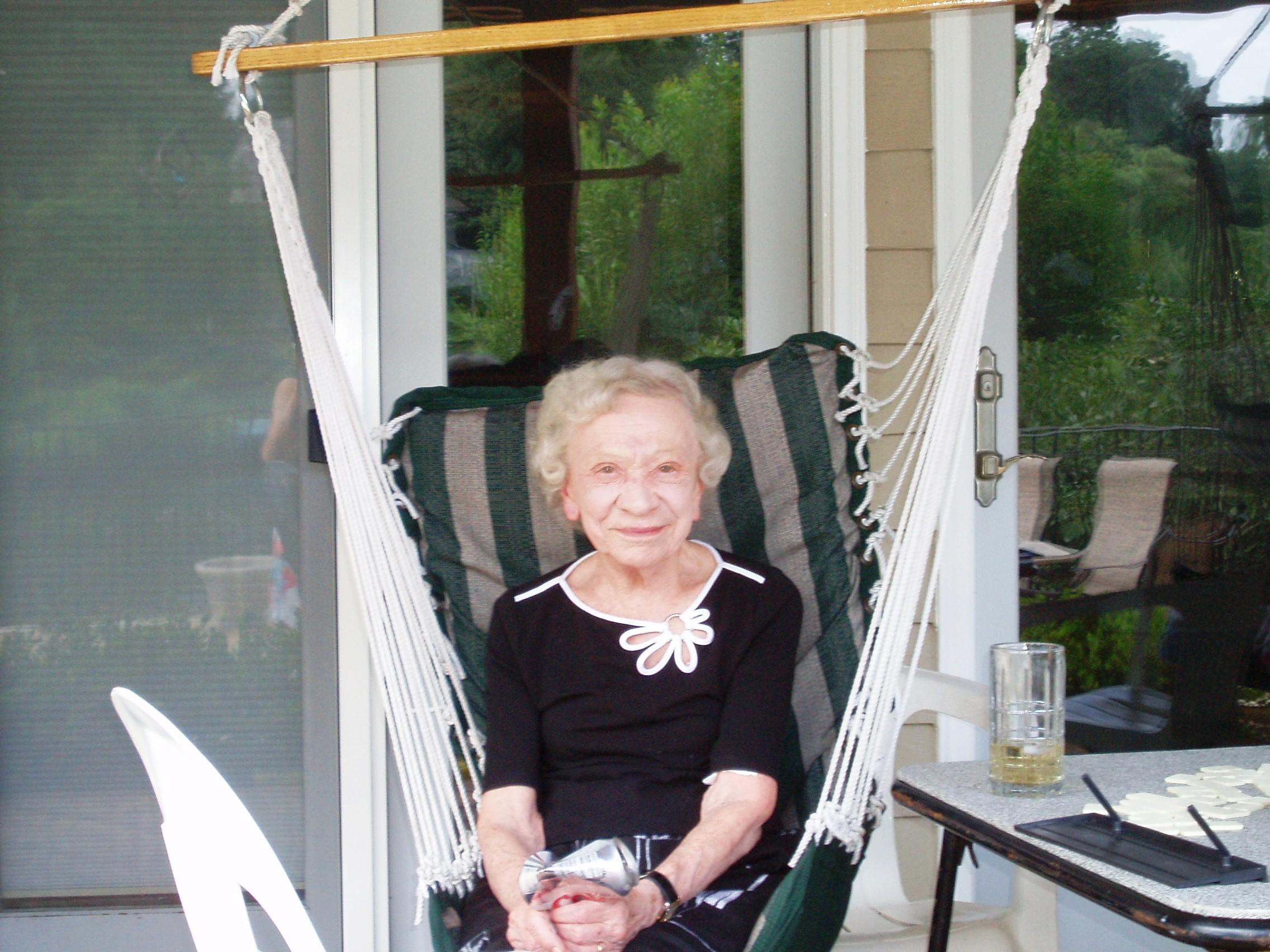 Great Aunt Mimi