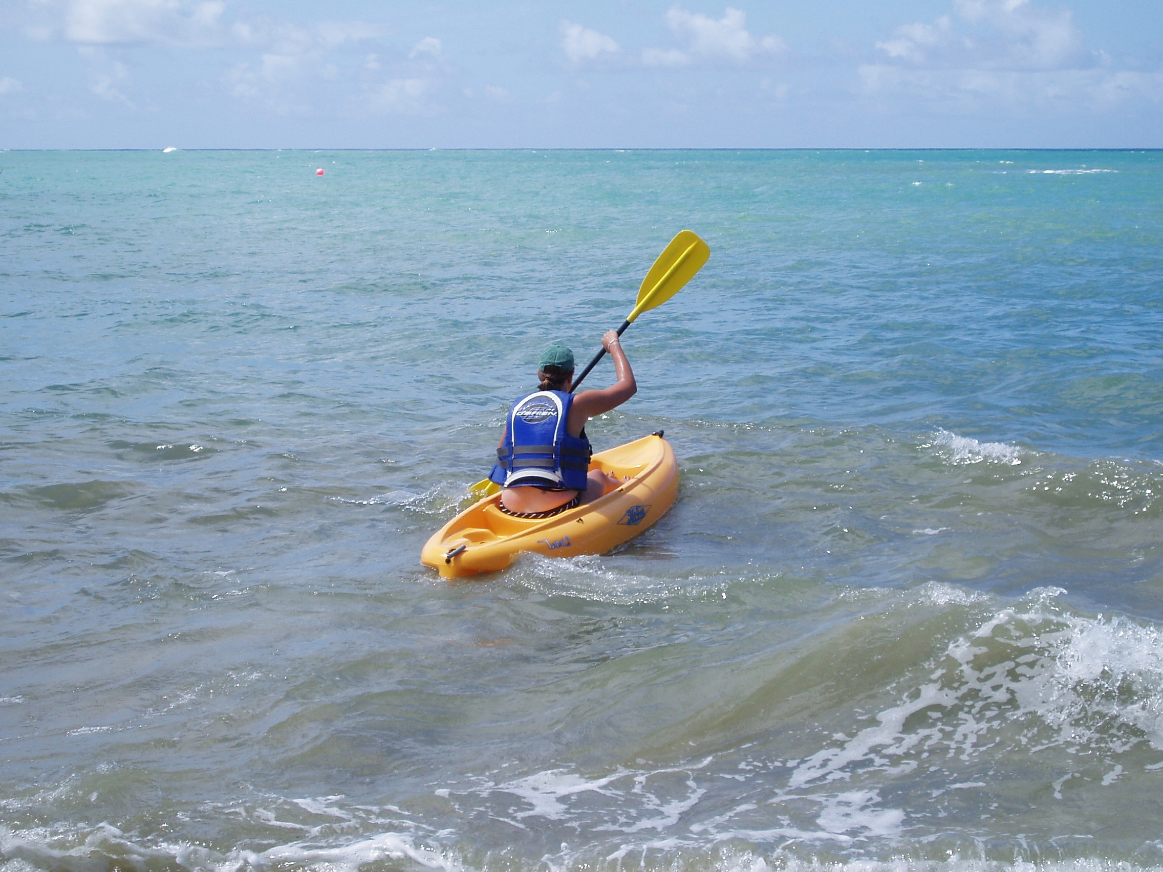 Kayaking - CI