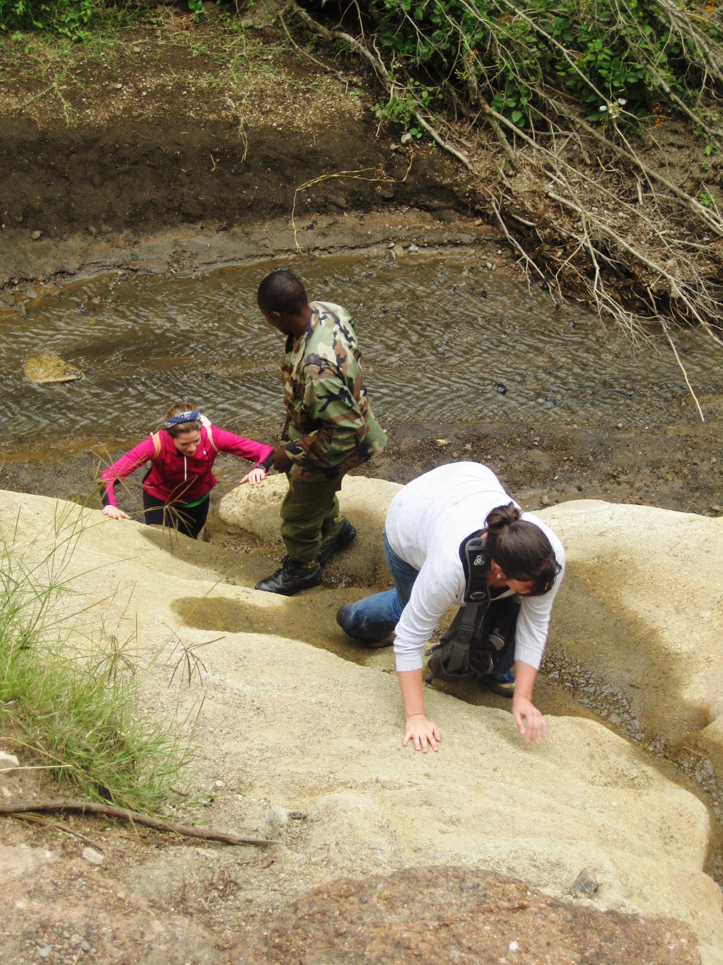 Rock Climbing - Kenya