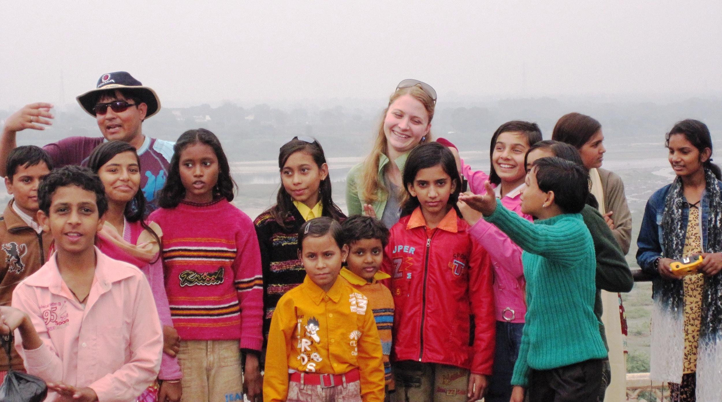 School Teacher - India