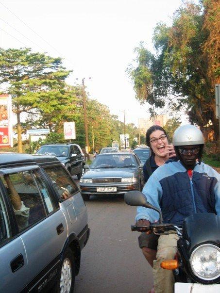 Boda Boda - Uganda