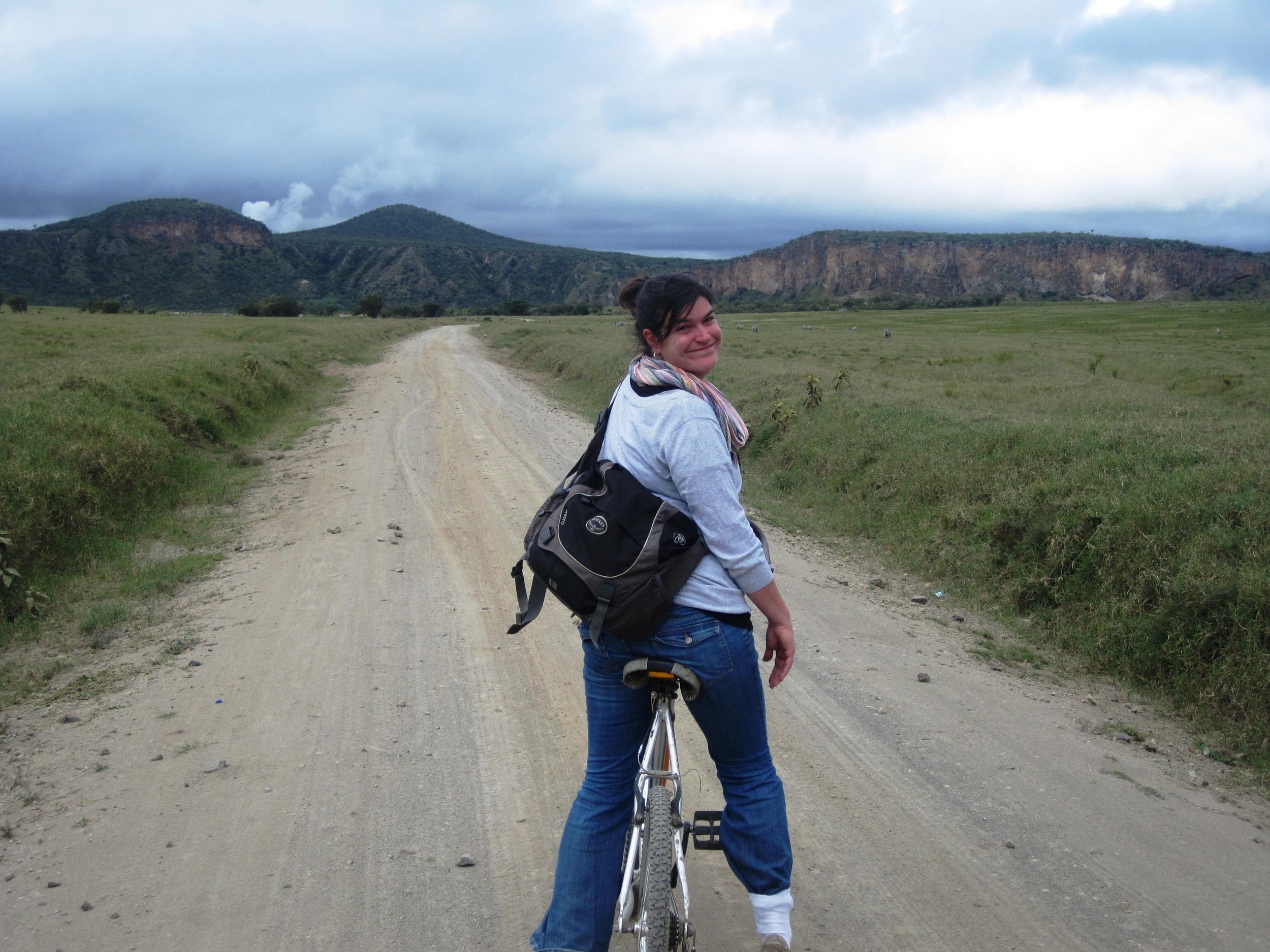 Biking - Kenya