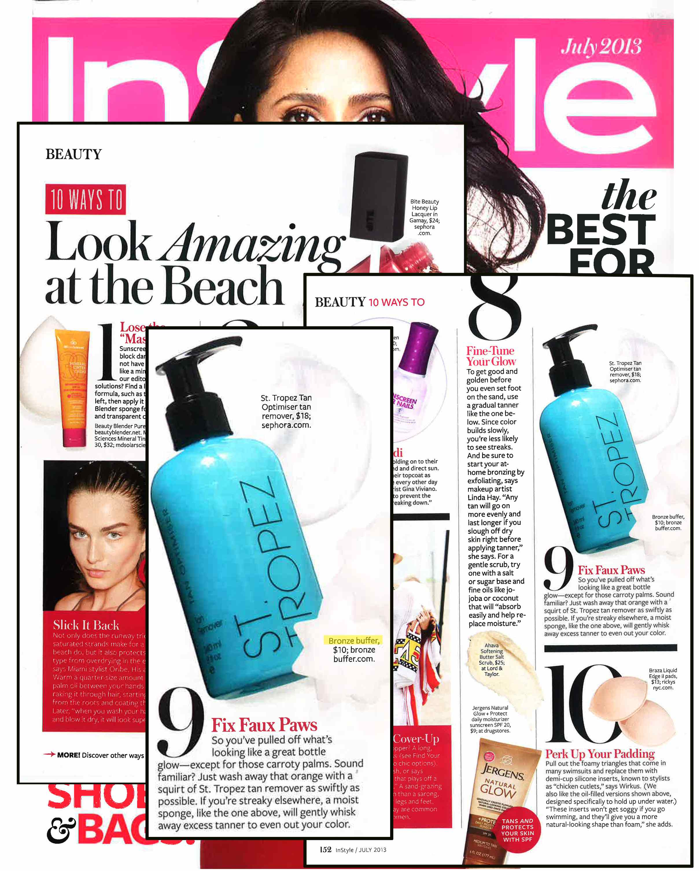 InStyle June 2013