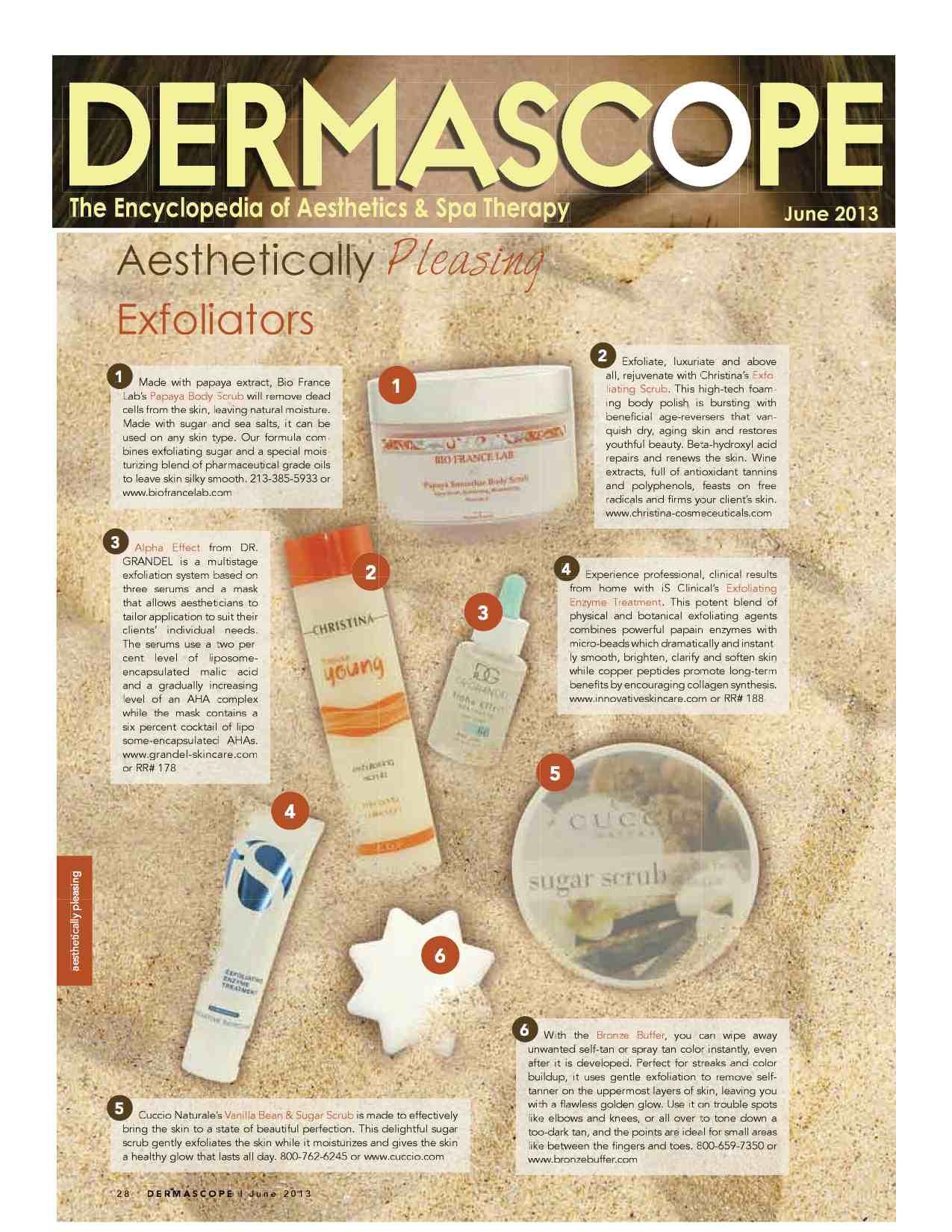 Dermascope June 2013