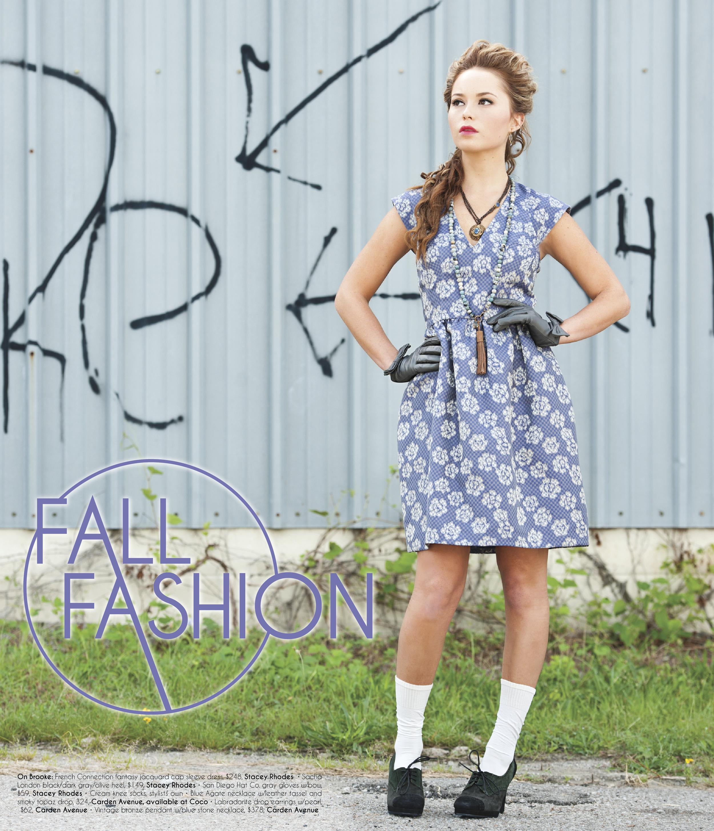 Fall Fashion 2013 Nashville Scene