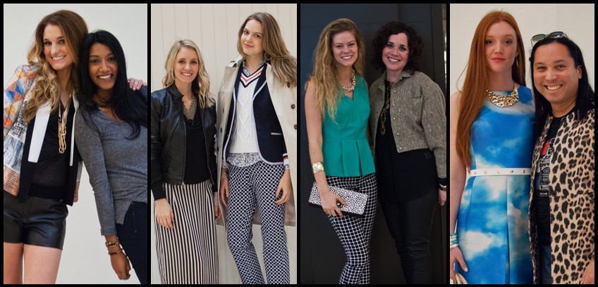 We want to thank all the stylists who helped with our   Nashville Fashion Week   featured looks! These are the people who brought you high-fashion, affordable looks from Opry Mills: Priya Mani,   Caitlin Colling Image Consulting  , Carla Antonelli from   Stellashops.com   and Milton White from The Fashion Office.  — with   Sammi Moore  ,   Priya Mani  ,   Caitlin Colling  ,   Rachel Ruff  ,   Carla Antonelli  ,   M.e. Clark   and   Milton White  .