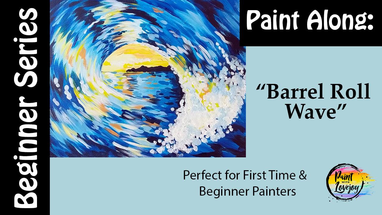 Beginner Painter KITS — Lovejoy Creations