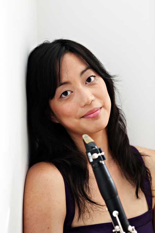 Alicia Lee, clarinet
