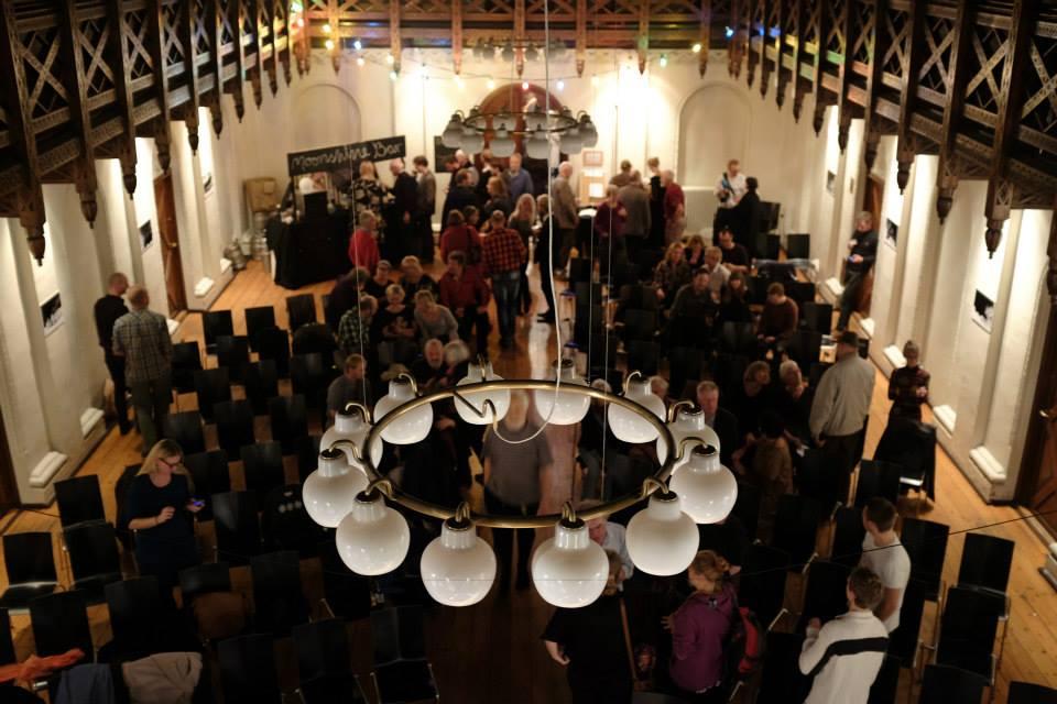 the scene of DSQ Musikfest - photo by Caroline Bittencourt