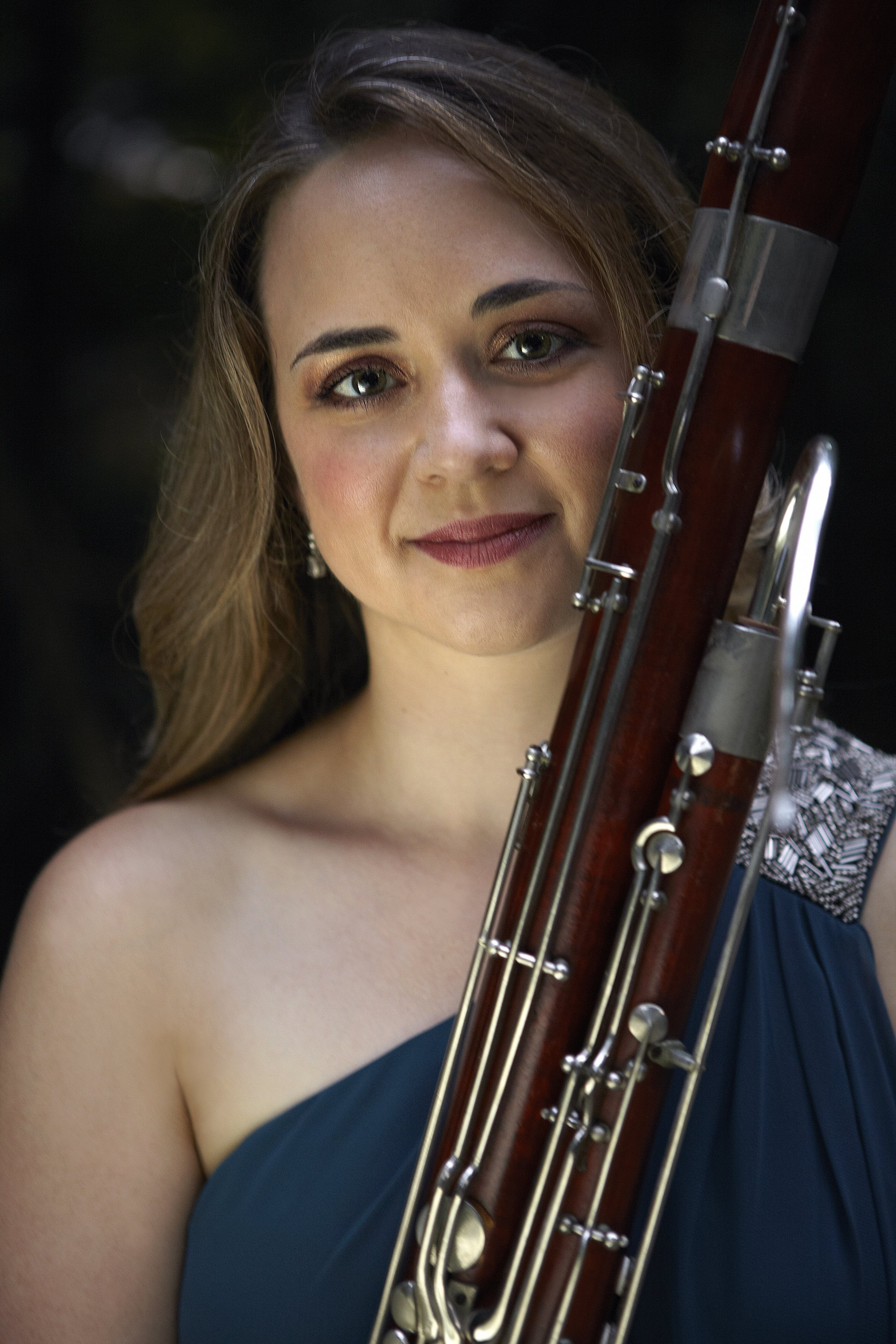 Shelley Monroe Huang, bassoon — Decoda