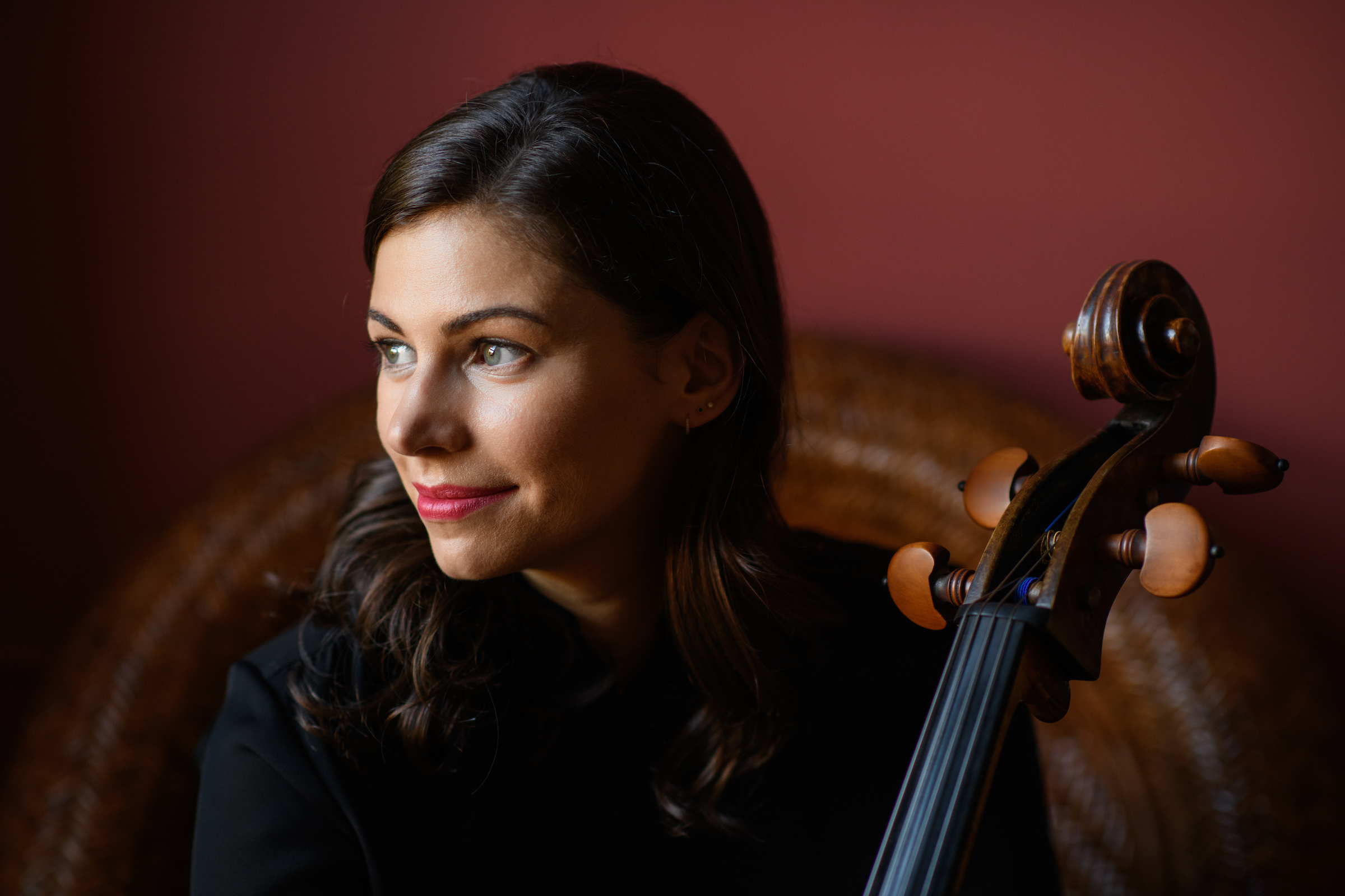 Caitlin Sullivan, cello