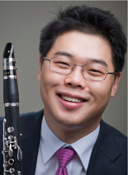 Paul Wonjin Cho, clarinet