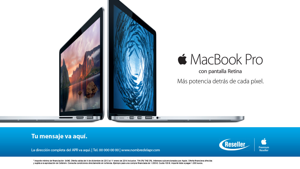 Apple Marketing Iberia