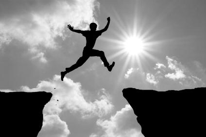 A leap-of-faith BW.jpg