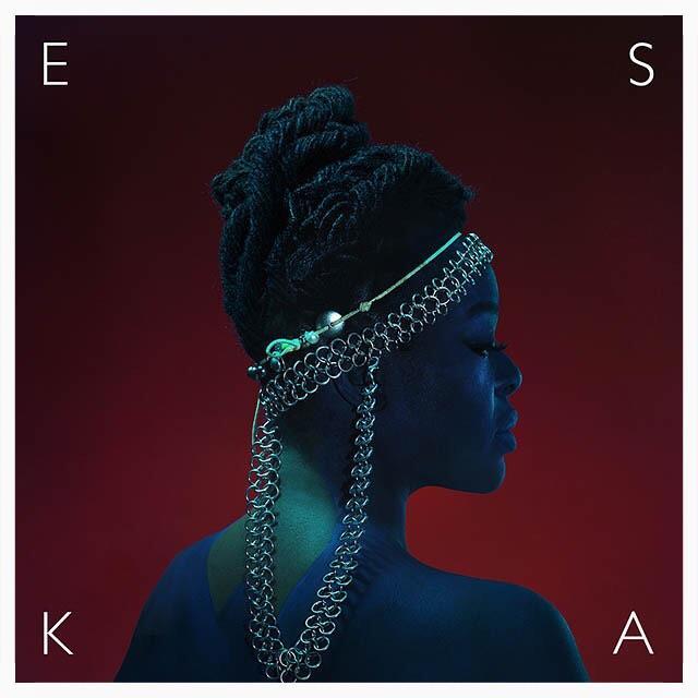Eska's Self Titles Album, out now. Http://eskaworld.com
