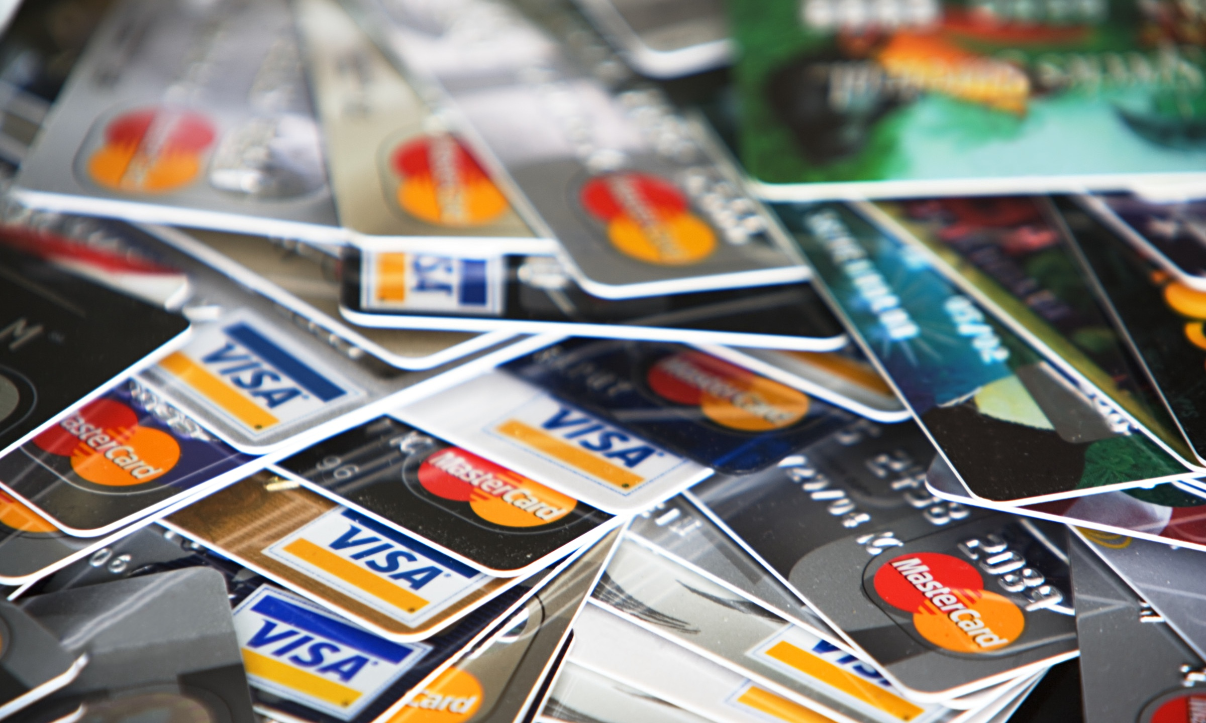 Credit card debt is on the rise.