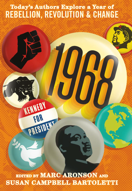 Elizabeth Partridge - 1968 Today's Authors Explore a Year of Rebellion, Revolution, and Change.png
