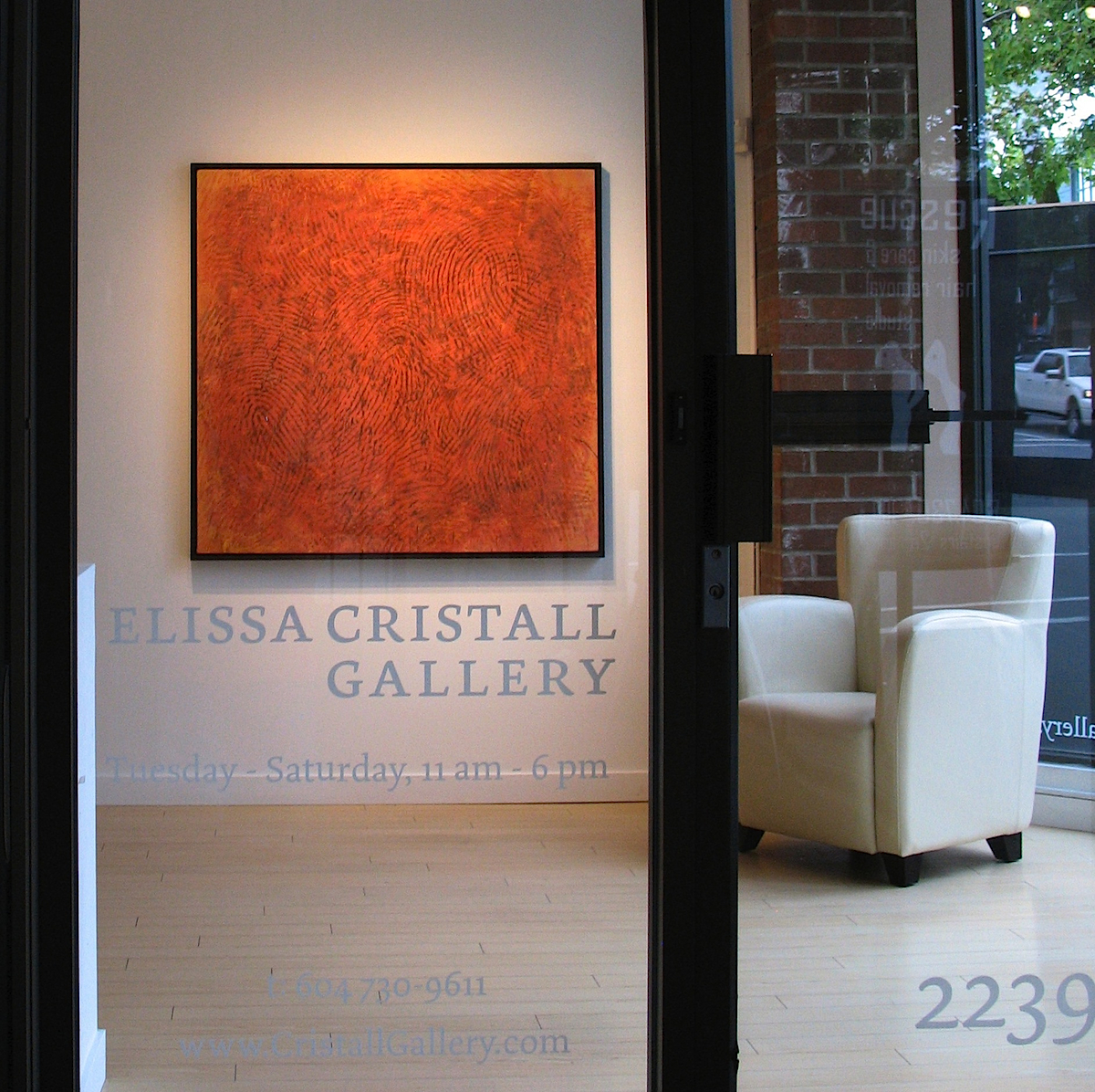 SOMA  exhibition, Elissa Cristall Gallery
