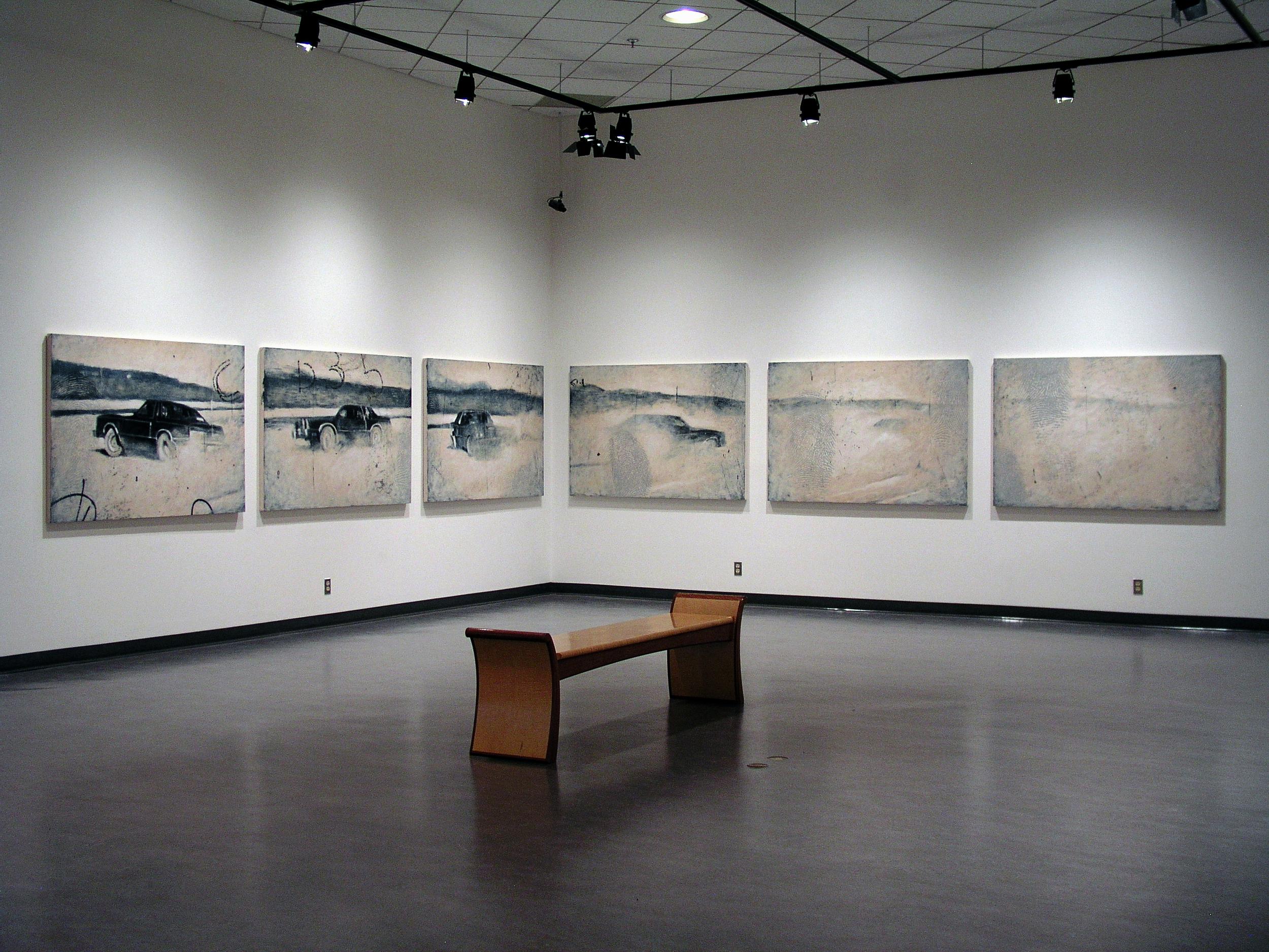 Proper Research  exhibition, Yukon Arts Centre
