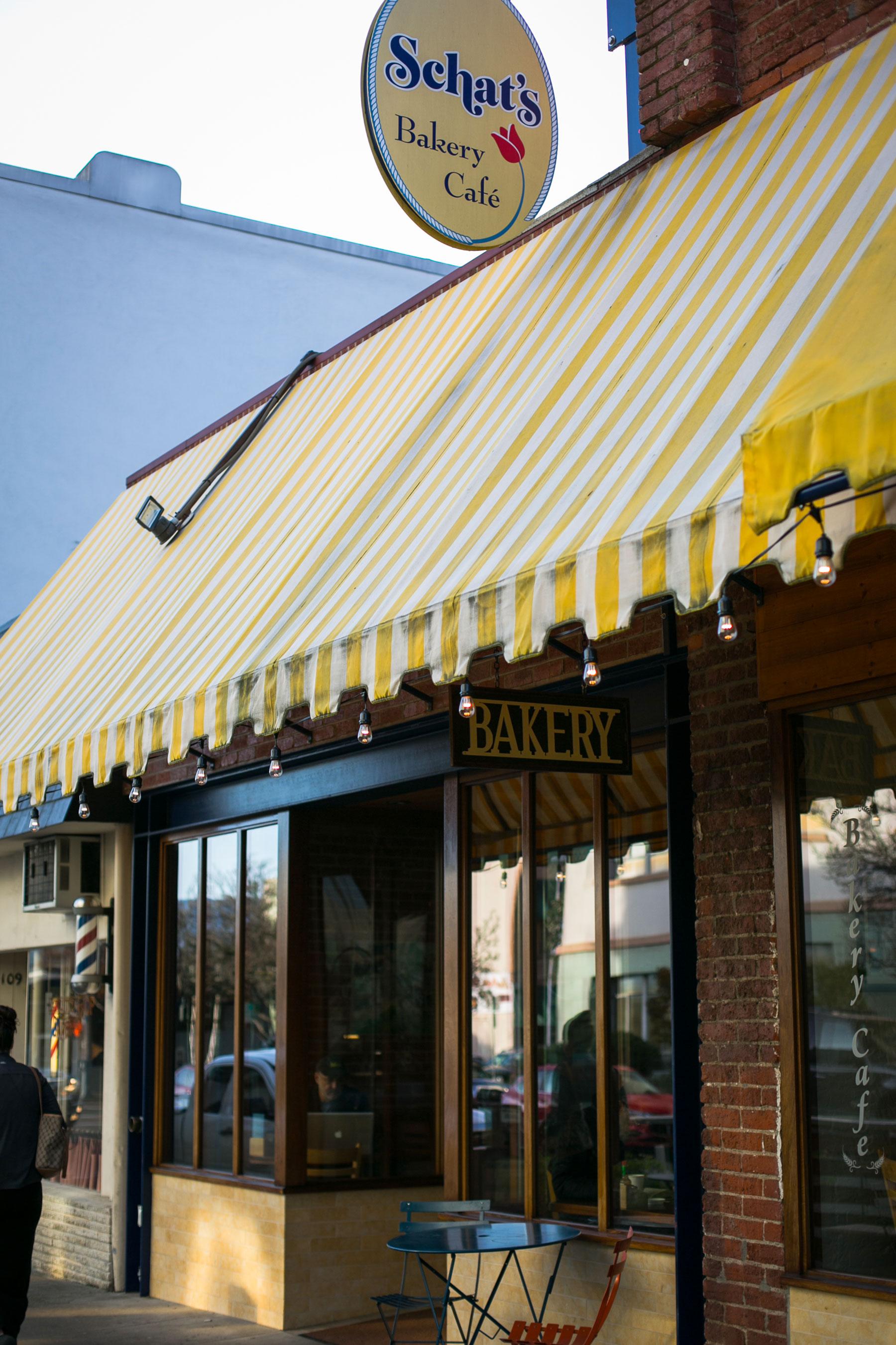 Schat's in Ukiah on Perkins