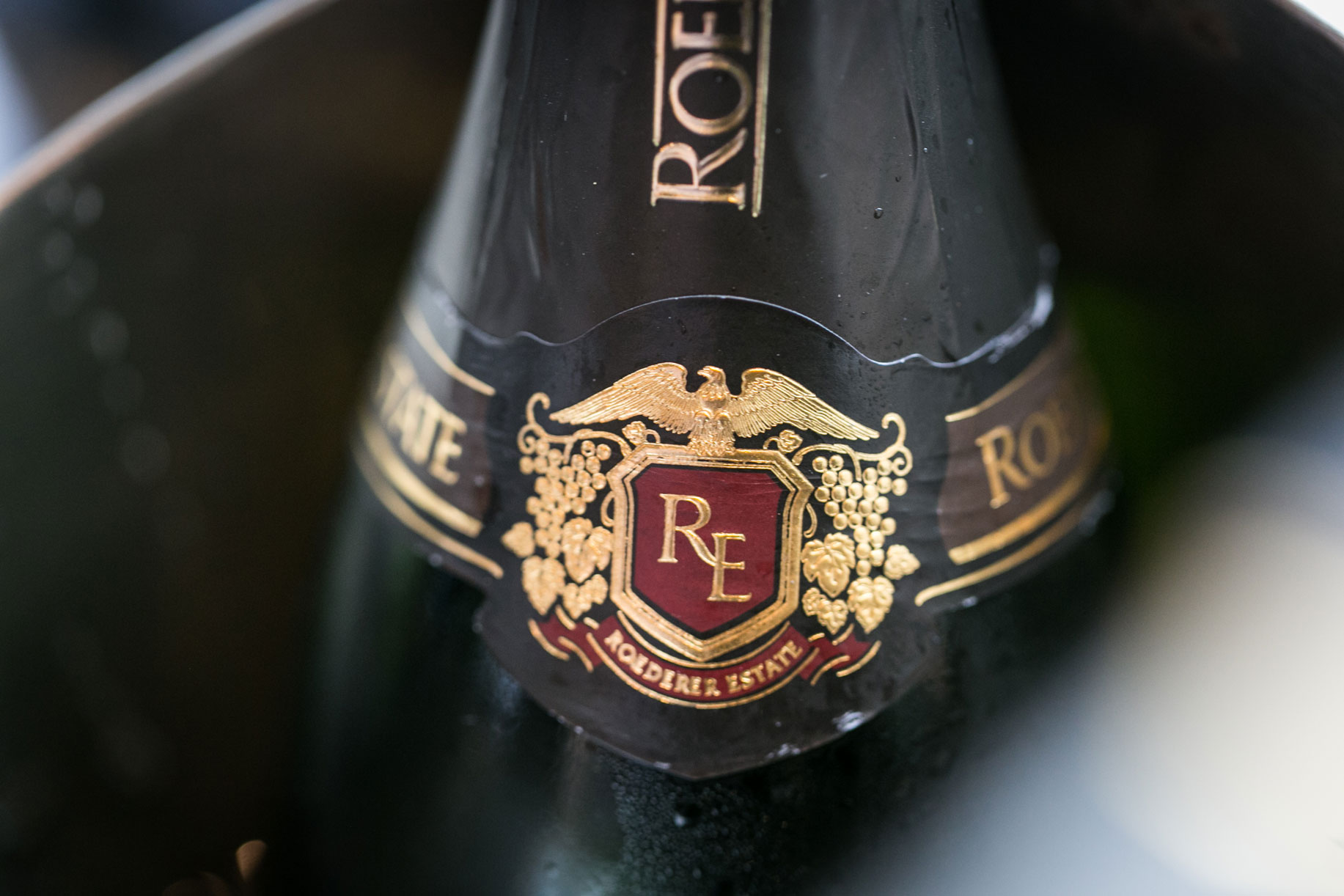 Roederer Estate bottle of sparkling wine