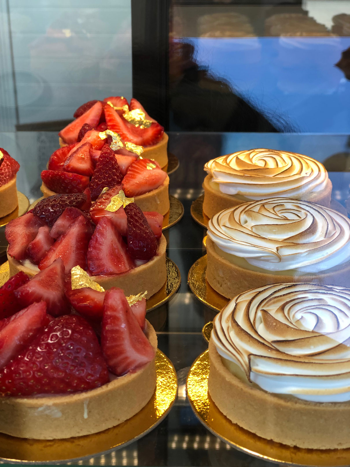 tarts from A Sweet Affair