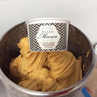 Pazzo Marco gelato