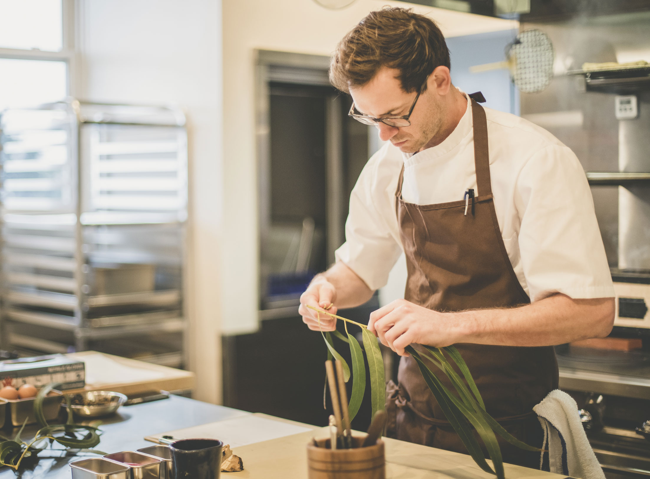 Matthew Kammerer of Harbor House Inn in Elk California