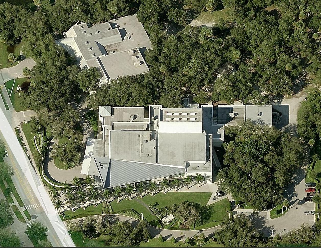 Riverside Theatre campus in Vero Beach, Florida
