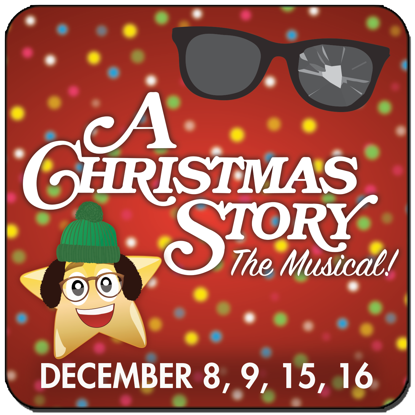 A Christmas Story the musical