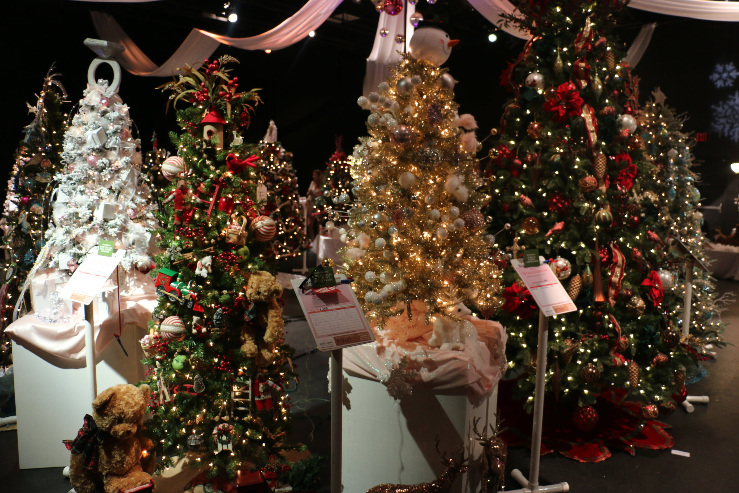 Cost Of Christmas Trees 2020 In Vero Beach Fl Festival of Trees — Riverside Theatre