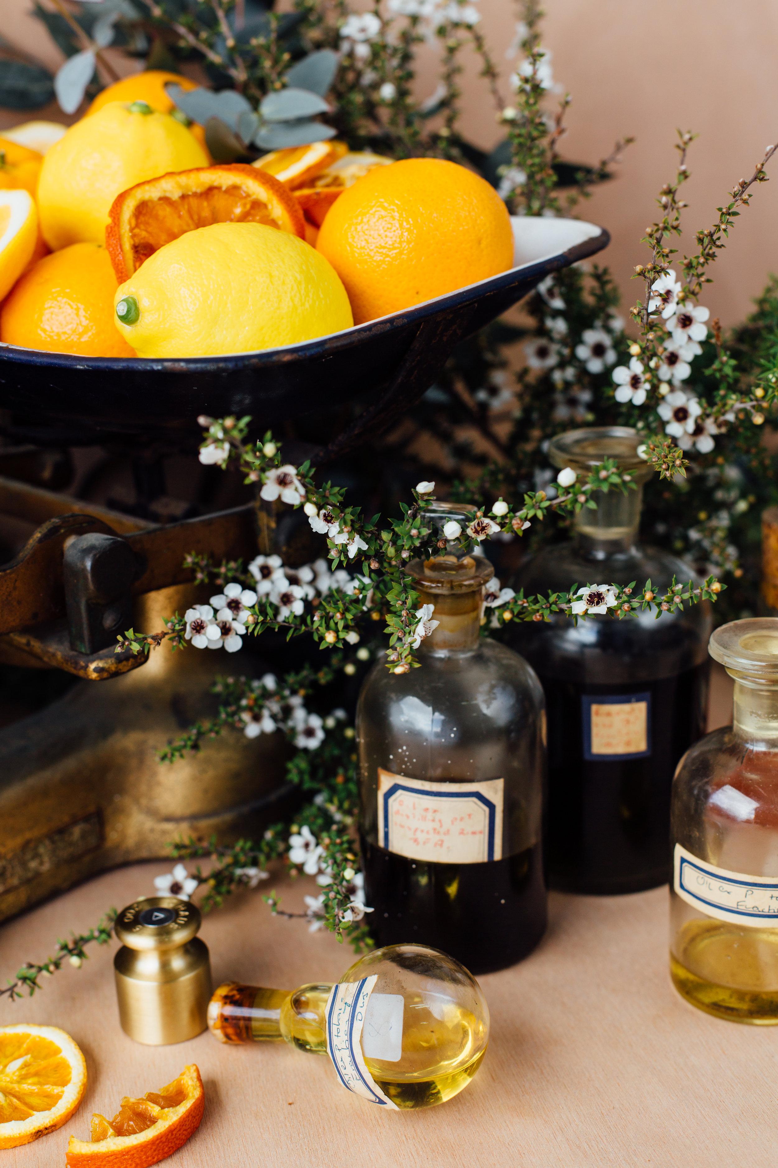 Natural & Boutique Fragrances