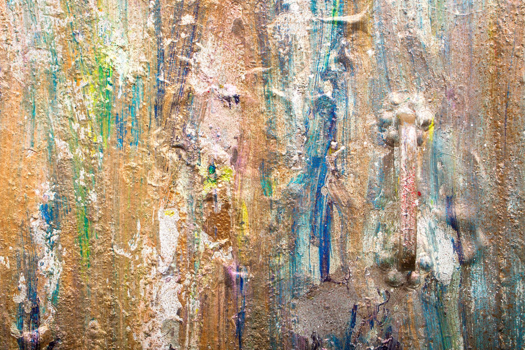 Detail of Untitled Door #1