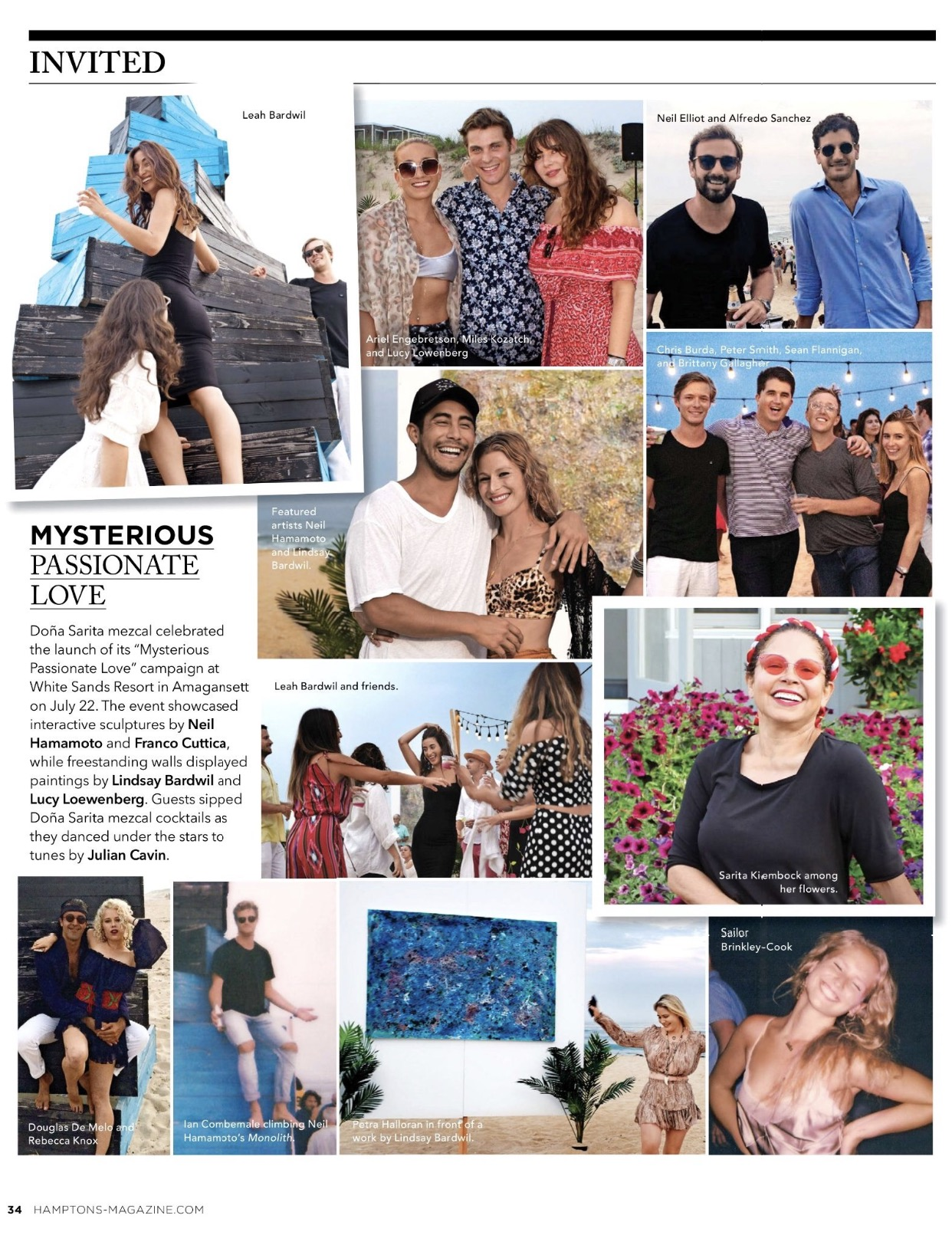 Hamptons Magazine August 2017