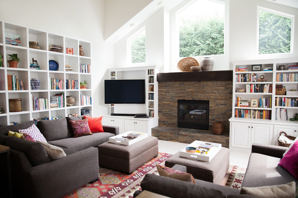 Kirkland, WA Living Room