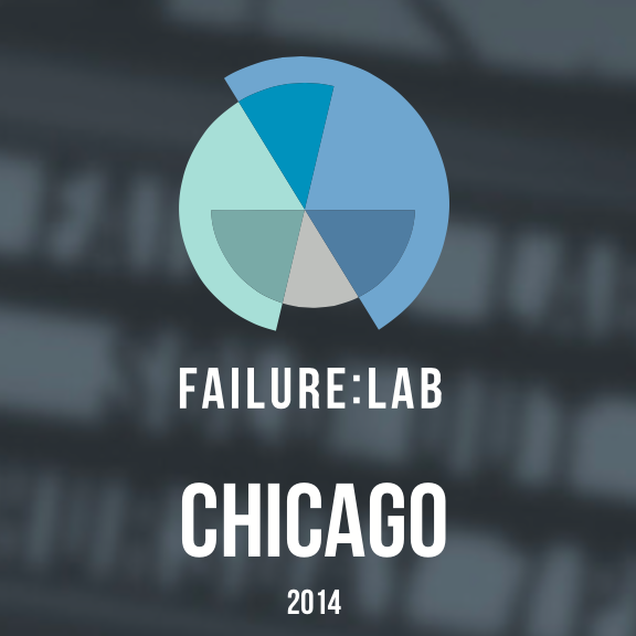 Failure:Lab    10/2 @ 7:30pm   A diverse group of storytellers & musicians sharing from the vulnerability of failure.