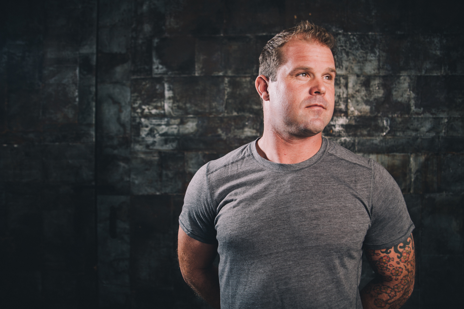 Meeting and photographing Kelly Starrett.