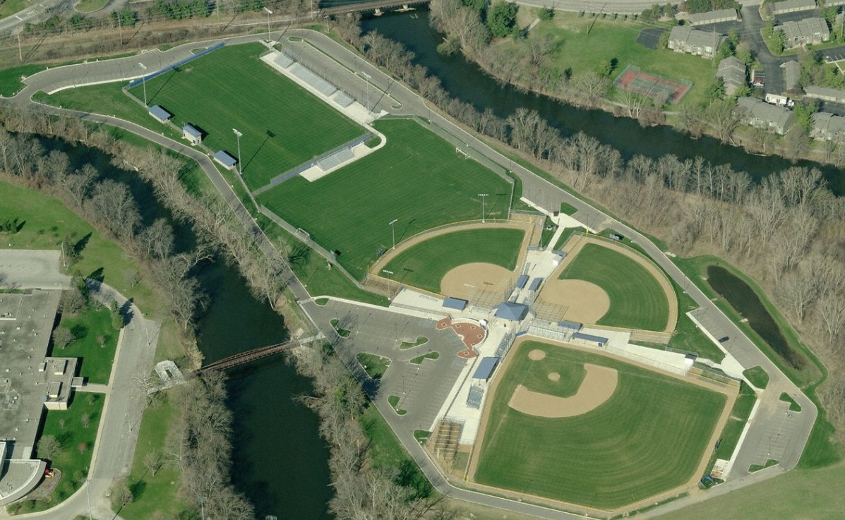 Elkhart Central High School Athletic Fields