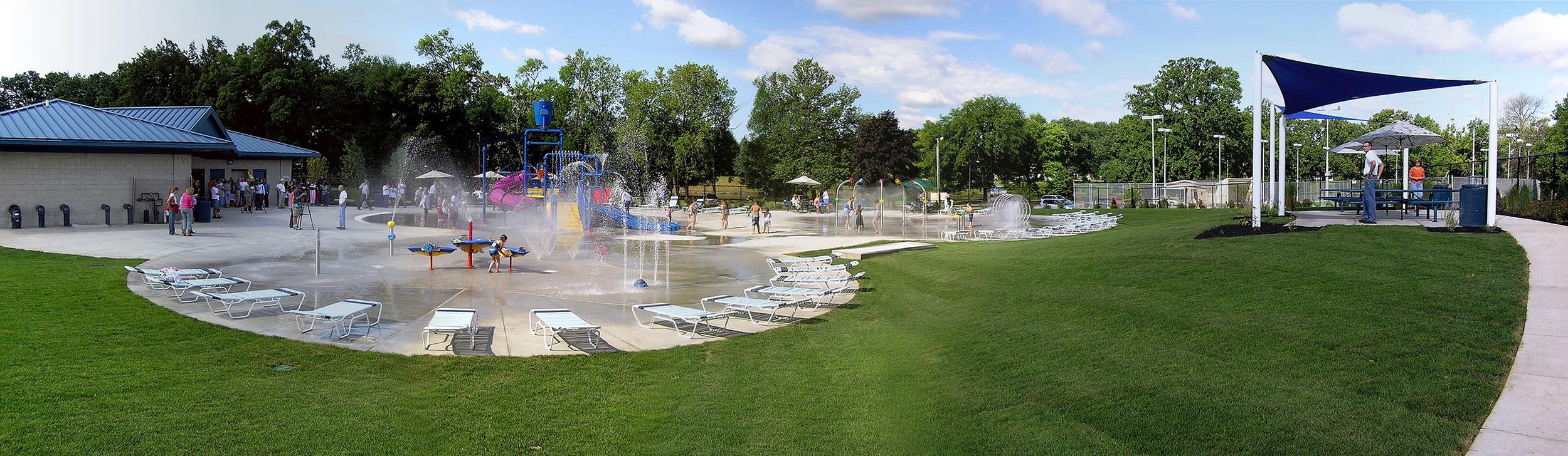 McNaughton Water Park