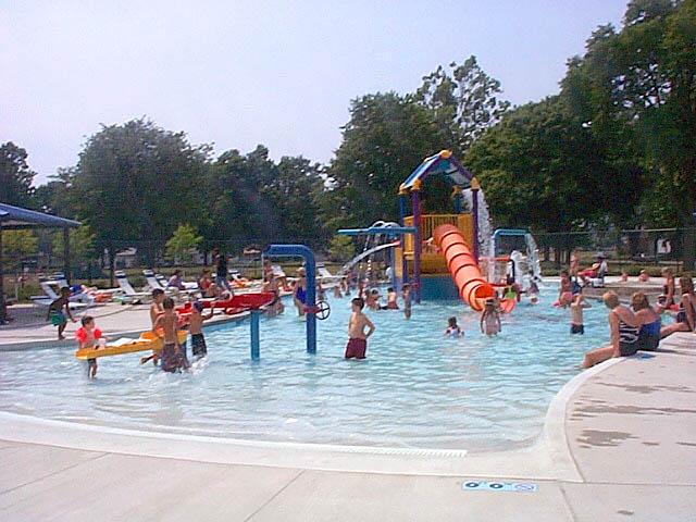 Kennedy Park Water Playground