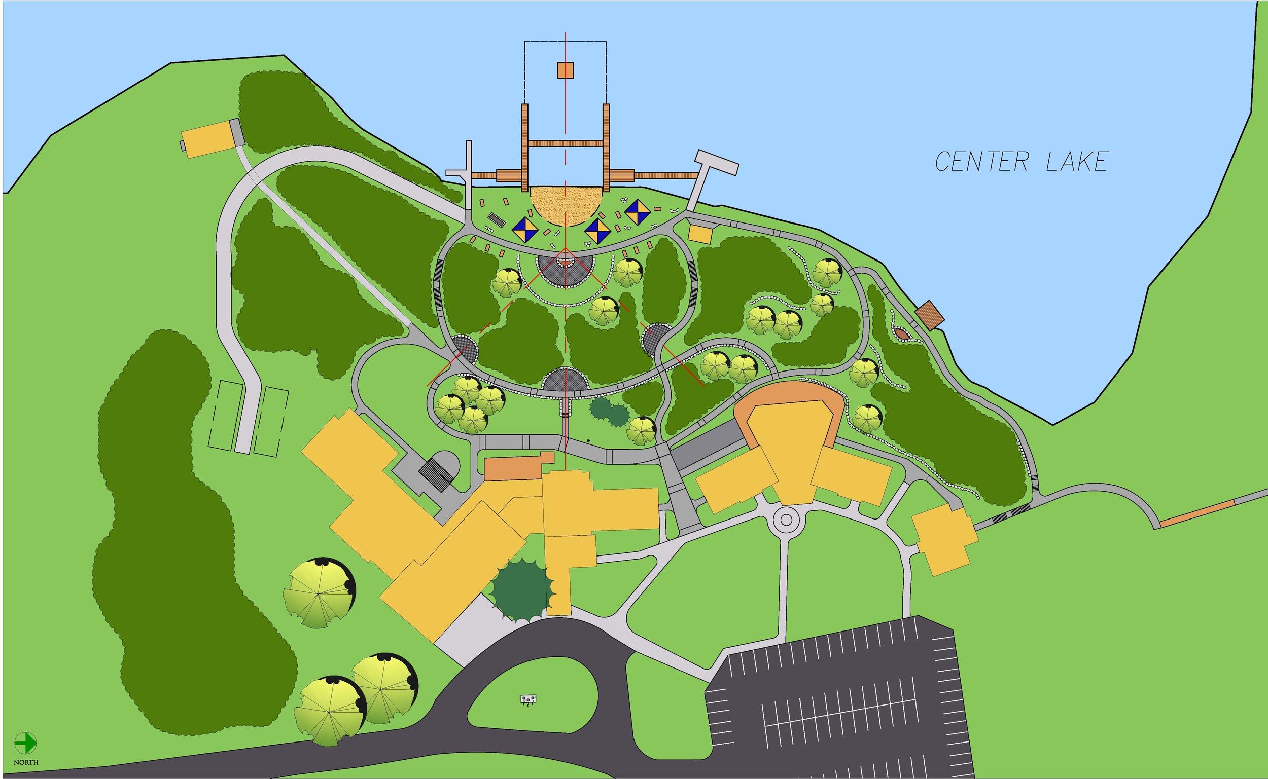 Kettunen Center Waterfront Master Plan