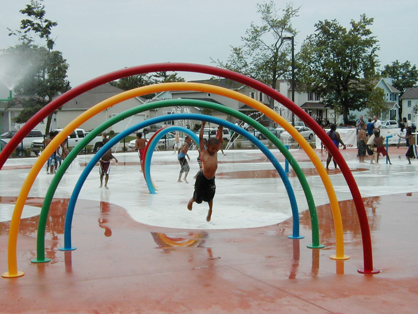 Southeast Neighborhood Park Sprayground